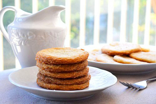 Short Stack Cookies