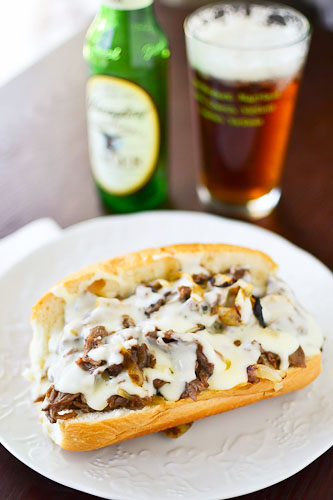Philly Cheese Steak, Part II