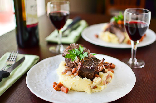 Braised Short Ribs