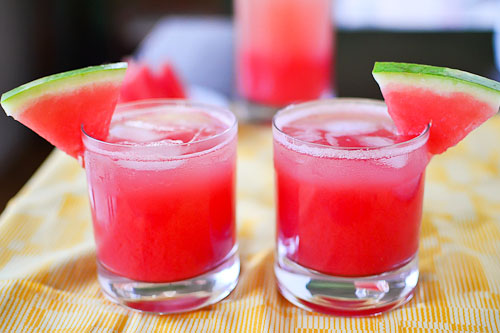 Watermelon-Mint Lemonade