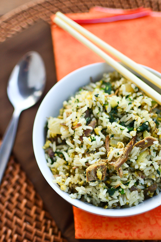 Fried Rice, Revisited