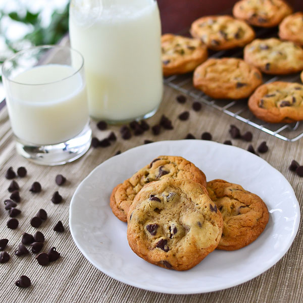 Best Ever Chocolate Chip Cookies (Slightly adapted from the New York ...