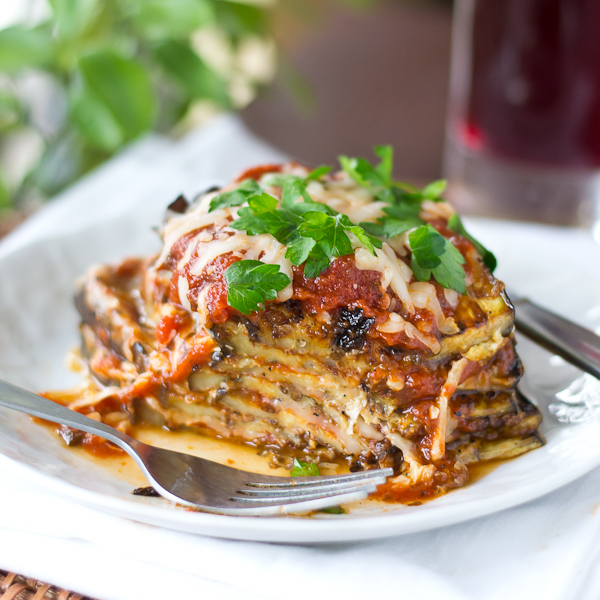 Skillet Eggplant Parmigiana Recipes — Dishmaps